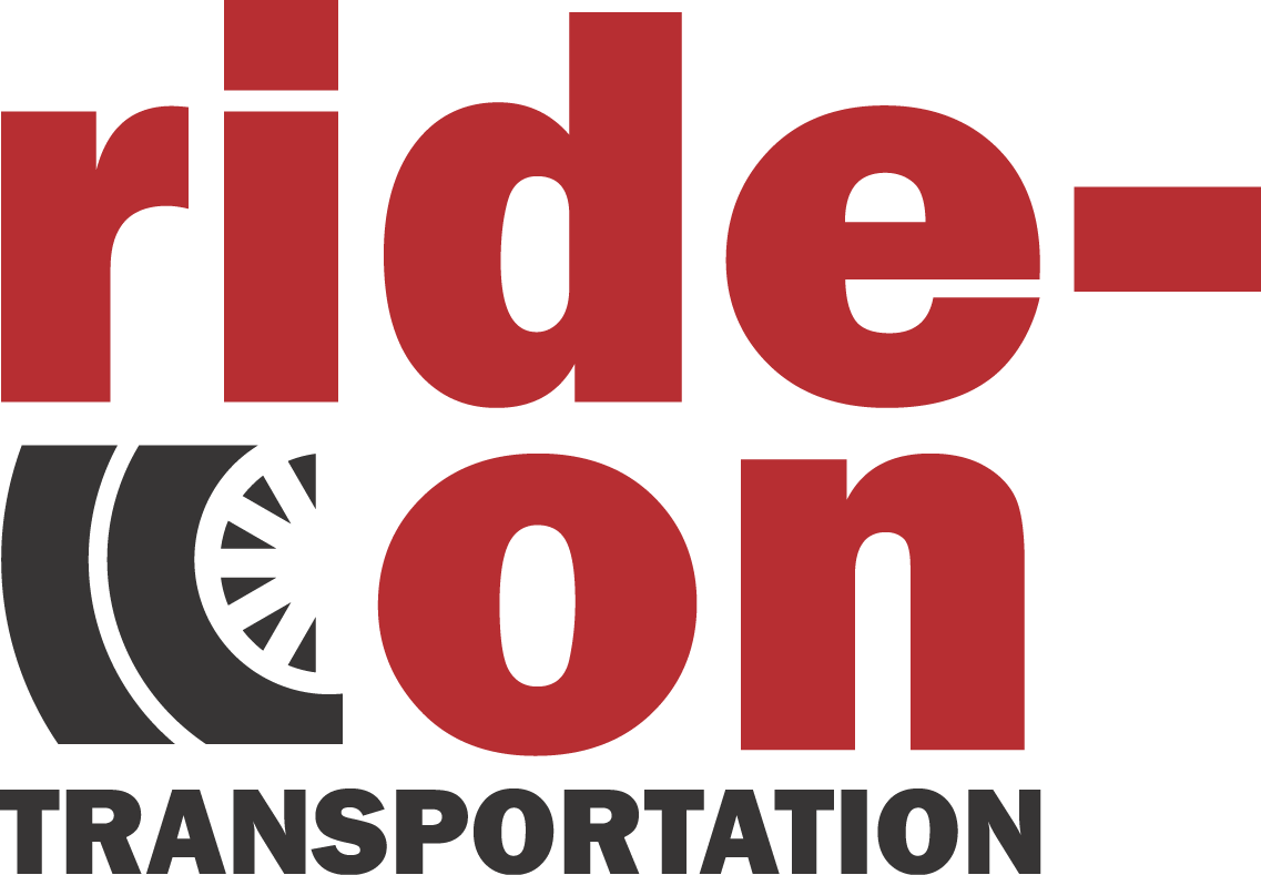 Ride-On Transportation Logo
