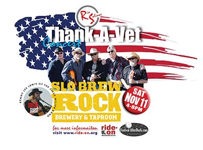 Thank-A-Vet Concert by Ride-On Transportation